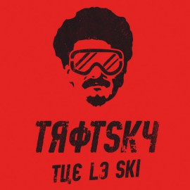 Tee Shirts Trotsky Soviética mata el esquí