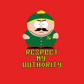 eric camisa respete mi autoridad Comunista versión roja