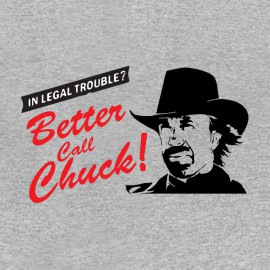 tee shirt better call chuck parodie better call saul gris
