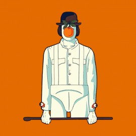 tee shirt clockwork orange