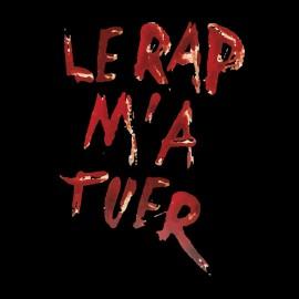 camisa de la parodia del rap Kill Me mata escribiéndome Omar negro