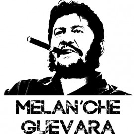 Tee Shirts Che Guevara blanco Mélenchon