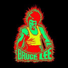 Bruce lee black t-shirt
