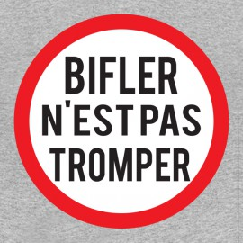 BIFFLER IS NOT WRONG