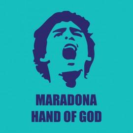 camisa de la mano de dios maradona bluesky