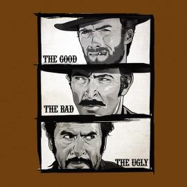 poseer el bueno el malo y el feo
