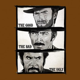 own The good the bad and the ugly