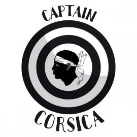 Tee Shirt Captain Corsica