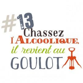 13 - Chase, el alcohólico, es hasta el cuello!