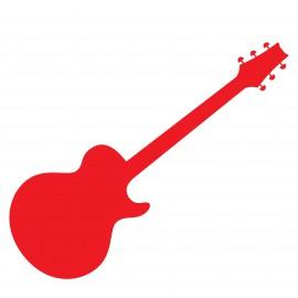 Camisa de la guitarra / Rock