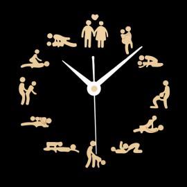 tiempo del sexo negro camiseta