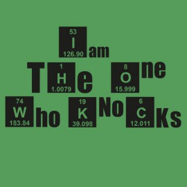 tee shirt I'm the one