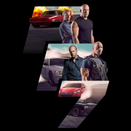 own fast and furious 7 black