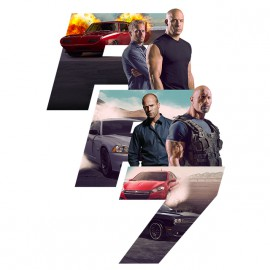 own fast and furious 7 White