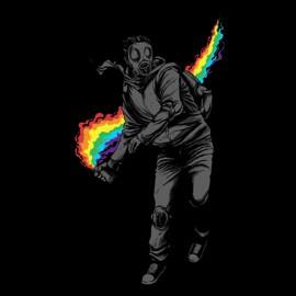 diseño de la camisa camiseta obra de arte negro