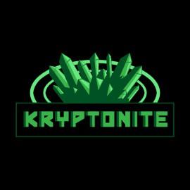 tee shirt cryptonite noir