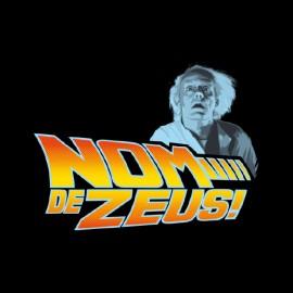 camiseta Zeus negro
