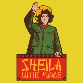 Sheila lutte finale