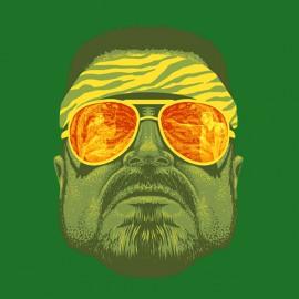 tee shirt lebowski vert