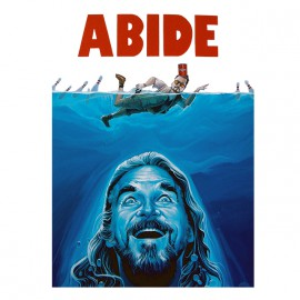 Abide white shirt