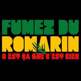 Fumez du romarin