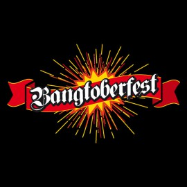 Tee Shirt HIMYM Bangtoberfest noir