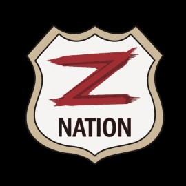 tee shirt z nation noir