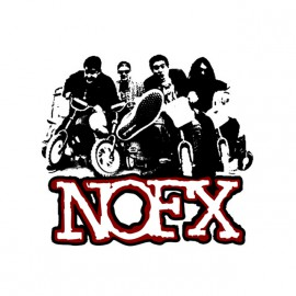 shirt nofx drugs are good white