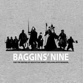 camisa gris Baggins'nine