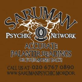brown shirt saruman network