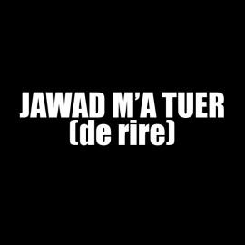 Jawad kill me tee shirt black