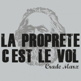 Marx sucia