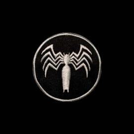 Bonnet spiderman venom de couleur noir
