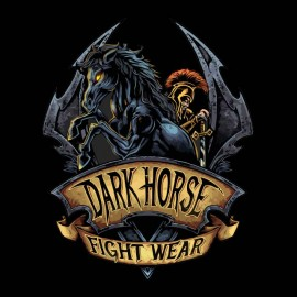 shirt dark horse black knight