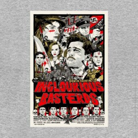 shirt inglourious basterds gray bd
