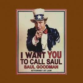 i want you to call saul goodman marron