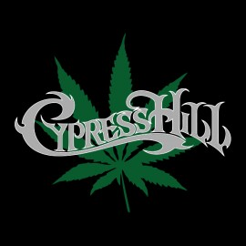 tee shirt cypress hill noir