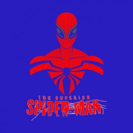 spider-man superior t-shirt