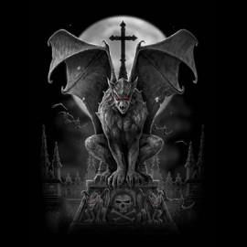 t-shirt gargoyles vampires