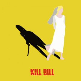 kill bill marriage t-shirt