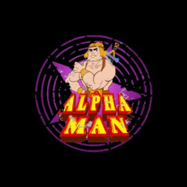 tee shirt alpha man