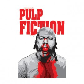 pulp fiction cramp t-shirt