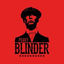 tee shirt peaky blinder rouge