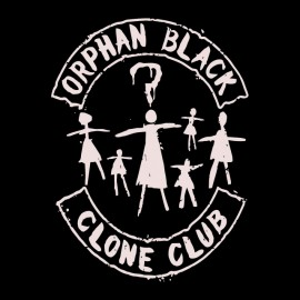 tee shirt orphan black cyclone club