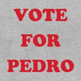 tee shirt voter for pedro
