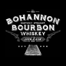 t-shirt hell we whells bohannon whisky