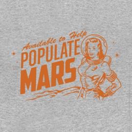 tee shirt repopulation de mars