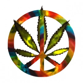 marijuana rainbow t-shirt