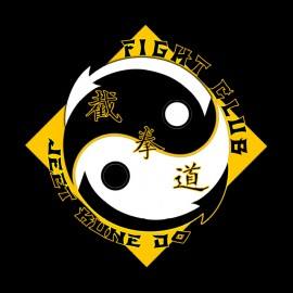tee shirt ying yang fight club