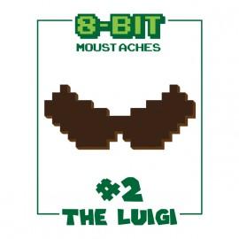 luigi 8-bit t-shirt